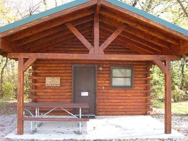 Little Sioux Bluestem Cabin 1 Rm 6 Person -No Image