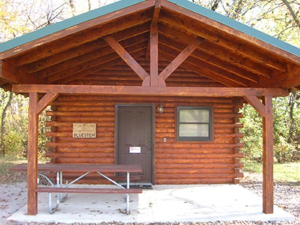 Little Sioux Bluestem Cabin 1 Rm 6 Person -No Image