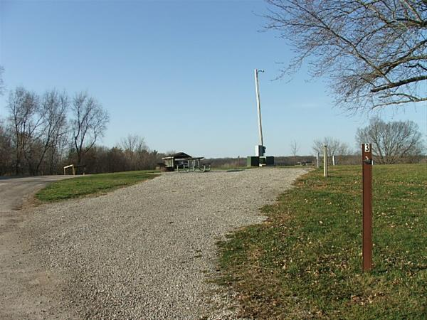Roberts Creek East, Campsite  3 -No Image