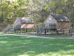 Cabins #1 & #2