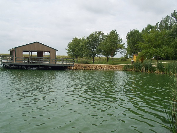 Universal Handicap Fishing Pier -No Image