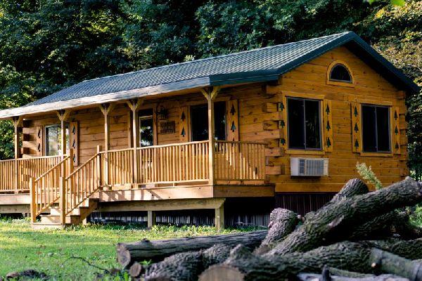 Oak Cabin -No Image