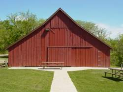Hickory Hills Barn and Shelter -No Image