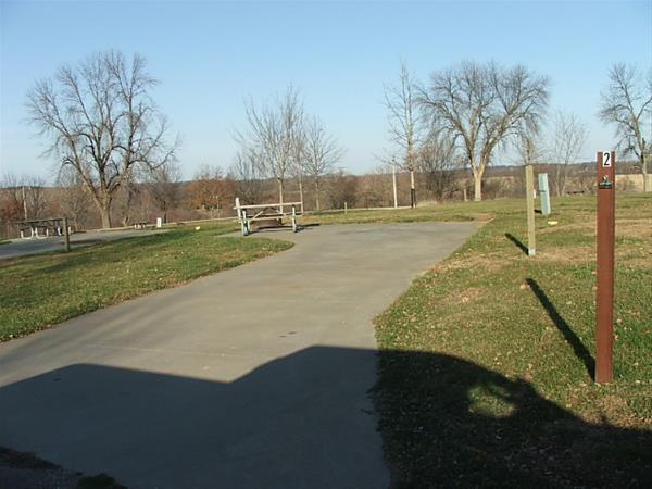 Roberts Creek East, Campsite  2 -No Image