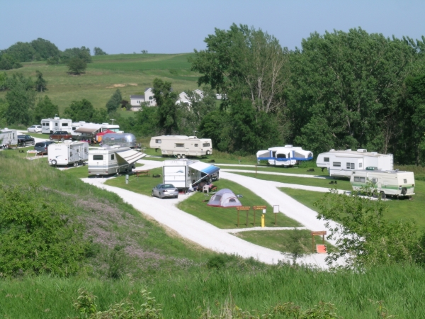Yellow Smoke Park North Campground -No Image