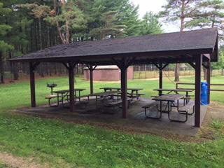 Pinewood Shelter -No Image