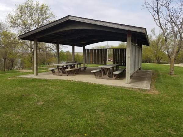 Picnic Shelters -No Image