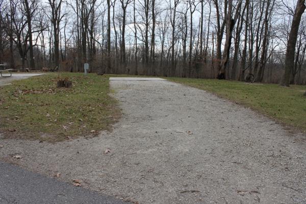 Pammel Park Campground Site 23 -No Image