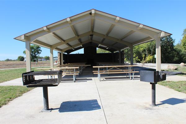Fort Des Moines Shelter 3 -No Image