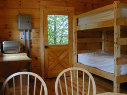 Cabin 1 - 4 person one room -No Image
