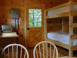 Cabin 1 - 4 person one room -No Image