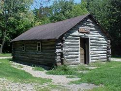Pinicon Alders Primitive Cabin -No Image