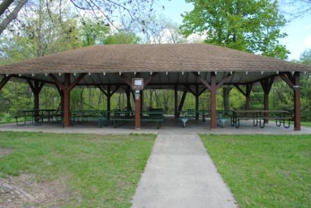 Jester Park Shelter #2 -No Image