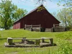 Hickory Hills Barn And Shelter Hickory Hills Park Warren