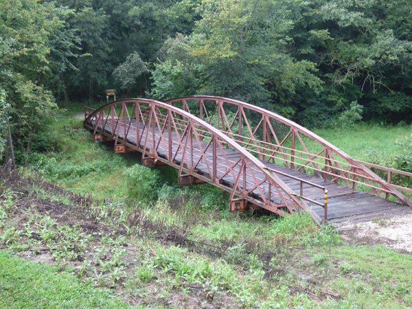 Nelson Park Historic Bridge -No Image