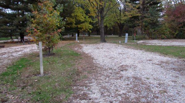 Pollmiller Campsite #30  Reservable -No Image