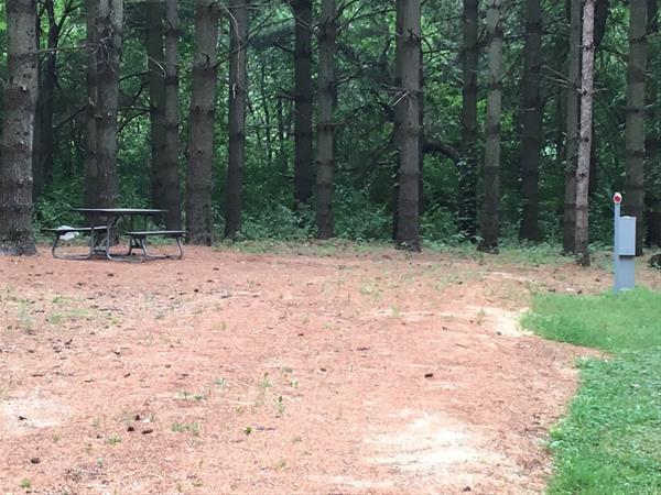 Fontana Park Campsite #3 -No Image