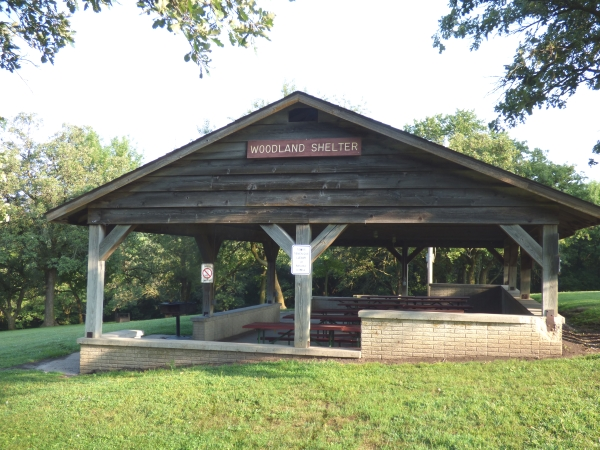 Yellow Smoke Park Woodland Shelter -No Image