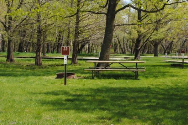 Chichaqua Bottoms Greenbelt Site 22 Non-Electric -No Image