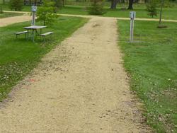 Mud Lake Park: Campsite 41 -No Image