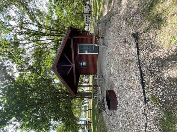 Mill Creek Park East 6 Person Cabin