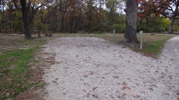 Pollmiller Campsite #17 Reservable -No Image