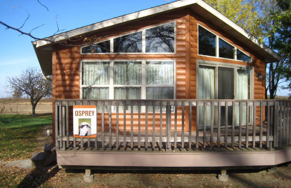 Snyder Bend Osprey Cabin 2 BR 6 Person -No Image