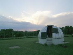 Dean Memorial Observatory -No Image