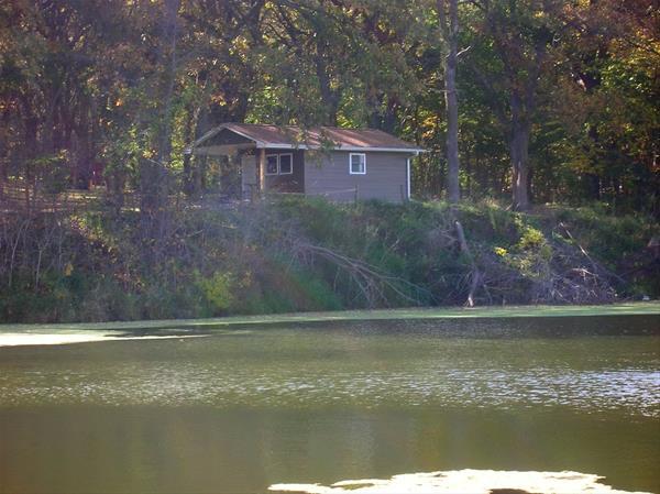 Manteno Camping Cabin Manteno Park Shelby County Iowa