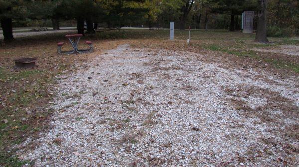 Pollmiller Campsite #29  Reservable -No Image
