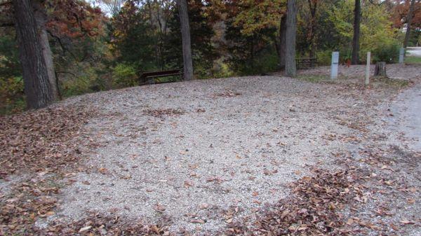 Pollmiller Campsite #04 Non Reservable -No Image